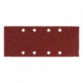 METABO Листы шлифовальные перфорированные, зерно 40, 93x230 мм, 10 шт.