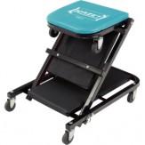 Тележ./стул подк., доп. нагр. 150 кг, 1198x450x130 мм (лежа), высота сид. 420 мм