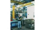 DEMAG Кран консольный, 1000 кг x 3м, KBK-BR-M-1000-3000 с DC-Com 10-1000