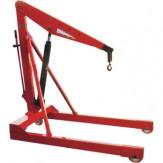 Кран гидравл. для мастерских, грузоподъемность 500 кг, высота тележки 143мм