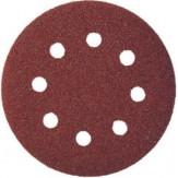 Диски шлифовальные, зерно 40, для дисков опорных самоклеющихся d 115 мм