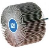 ORION Головка шлифовальная веерная 30x5 мм, зерно 40