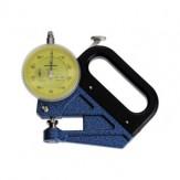 Толщиномер для пленок, цена деления шкалы 0,001мм, поворот 0,2мм