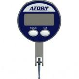 ATORN Индикатор рычажный электронный, диапазон измерений 0,8мм, шаг 0,001мм