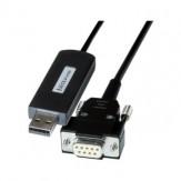 TESA Кабель соединительный RS232 (Sub D) с USB-штекером