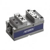 ATORN Корпус тисков компактных 5-координатных (без губок, регулируемые зажимы в