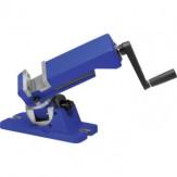 KESEL Тиски машинные, 80 мм, регулируются в 3 плоскостях