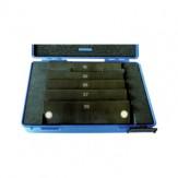 ATORN Комплект магнитных параллельных подкладок, 100 мм (5 пар)