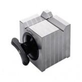 Блок зажимной с постоянным магнитом, 100 х 100 х 100 мм