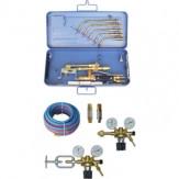 EWO Набор для автогенной сварки, 17 мм, в стальном чемодане с горелкой