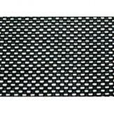 Коврик противоскользящий, Д x Ш 1200 x 600 мм, черного цвета