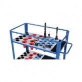 WTS Рама защитная для модульной тележки WTS, RAL 5010 синий