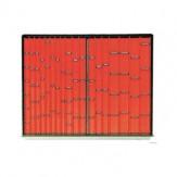 HK Набор вставок, 800 B 1, пластины с корытообразными ячейками, от 40 мм