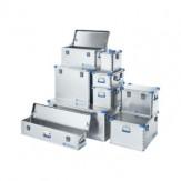 ZARGES Ящик для перен. Eurobox, 40700, 400x300x340 мм, объем прибл. 27 л