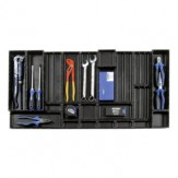 AQURADO Набор для орг., основной комплект оборуд., 27 элементов для шкафа 550 B