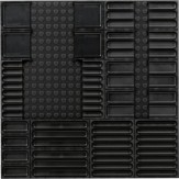 AQURADO Набор для орг., 23 эл., разм. коврика ШxГ 576x576 мм, высота кор. 24 мм