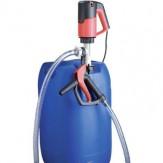 FLUX Насосы F 430 PP-40/33, для кислот и щелочей, глуб. погруж. 1000 мм (наб.)