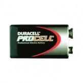 DURACELL Батарейка E-Block Industrial, 9 В (упаковка 10 шт.)