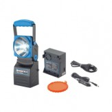 AccuLux Лампа рабочая SL 5 set, вкл. зарядн. устр-во и 12/24-В зарядн. устр-во