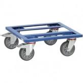 Платформа роликовая на стальной раме для ящиков, грузопод. 400 кг