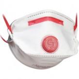 EKASTU Cobra foldy Респиратор, FFP 3/V, маска складная с клапаном, уп. 12 шт.