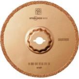 FEIN Полотно пильное твердоспл., диаметр 105 мм, с креплением StarlockMax, 1 шт.