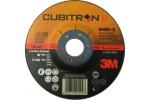 3M Диск зачистной Cubitron II, 2 поколение, 125x7x22 мм, 20 шт./уп