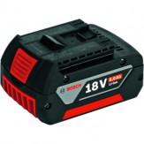 BOSCH Запасная аккумуляторная батарея GBA 18 В, 6 Ач BOSCH № 1600A004ZN