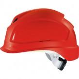 UVEX Pheos Шлем защитный, красного цвета