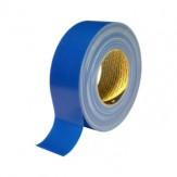 3M Лента клейкая тканевая премиум-класса 389, темно-синяя, 50 мм x 50 м