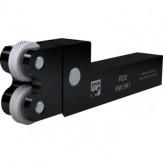 ZEUS Державка для накатных роликов 20x20 мм, для 2 роликов 20x8x6 мм