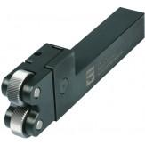 ZEUS Державка для накатного ролика Хвостовик 20x20 мм для 2 накатных роликов 20x8x6 мм