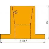 DIEBOLD Оснастка для зажима инструментов ThermoGrip SK 50 для устройства жидкостного охлаждения FKS 03