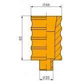 DIEBOLD Оснастка для зажима инструментов ThermoGrip SK 30/40 для устройства жидкостного охлаждения FKS 03