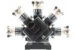 ATORN Блок монтажный solid-clamp 45° (без приспособления для зажима инструмента)