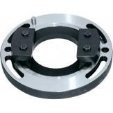 RdHM Плита поворотная 125 мм для тисков 28720
