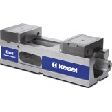 KESEL Тиски машинные 125 мм BULL для станков с ЧПУ