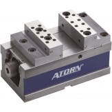 ATORN Тиски высокого давления для для 5-ти сторон.обработки, ширина губок 125 мм