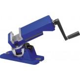KESEL Тиски машинные 80 мм, регулировка в 3 плоскостях