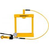 ENERPAC Пресс гидравлический BSM 1117 (в компл. со шлангом 1,8 м и манометром)
