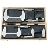 ORION Микрометр 0 - 100 мм, в наборе с установочными мерами