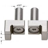 ATORN Измеритель компараторный универс., Вставки измерительные с буртиком для изм. наружных размеров