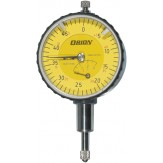 ORION Индикатор часового типа, цена деления шкалы 0,01 мм, диапазон изм. 3 мм, в облегченном пластик.корпусе