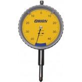 ORION Индикатор часового типа,  диапазон изм. 0,8 мм, цена деления шкалы 0,01 мм, своб. ход 7 мм, в футляре
