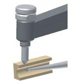 KROEPLIN POCO Кронциркуль 2R, диапазон измерения 0-10 мм, цена деления шкалы 0,1 мм для измерения стенки трубы
