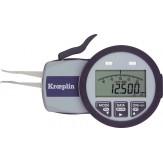 KROEPLIN Кронциркуль G102, диапазон измерения 2,5-12,5 мм, цена деления шкалы 0,005 мм IP67, для измерения внутренних размеров