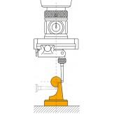 Шарик установочный d 25 мм