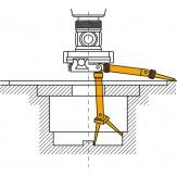 Удлинитель для прецизионного центрирующего прибора C III