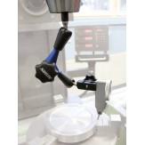 ATORN Штатив 3-мерный измерительный шарнирный штатив с цилиндр. крепежной цапфой d10 мм