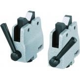 PREISSER Блоки опорные призматические, d опорной поверхности 20 мм T-образный паз 10 H7